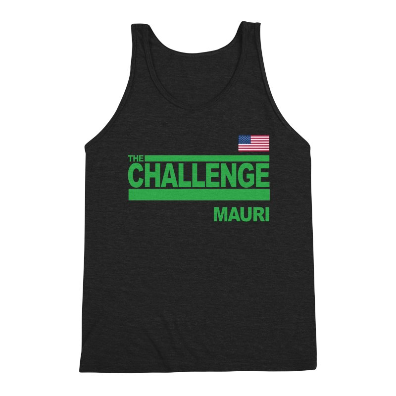 MAURI - TOTAL MADNESS Men's Tank by Shop LWC