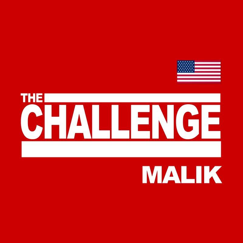 MALIK - CLASSIC Men's T-Shirt by Shop LWC