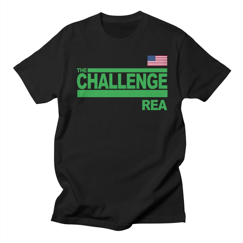 REA - TOTAL MADNESS Men's T-Shirt by Shop LWC