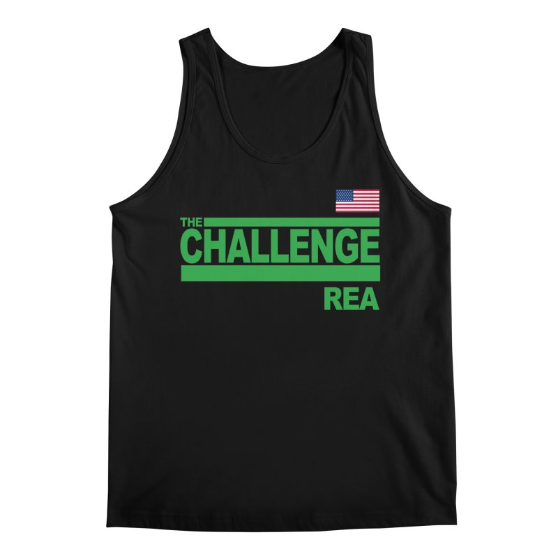 REA - TOTAL MADNESS Men's Tank by Shop LWC
