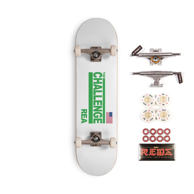 REA - TOTAL MADNESS Accessories Skateboard by Shop LWC