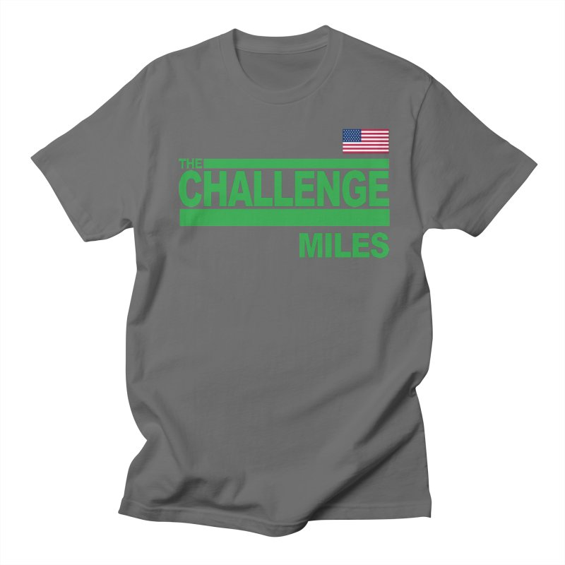 MILES - TOTAL MADNESS Men's T-Shirt by Shop LWC
