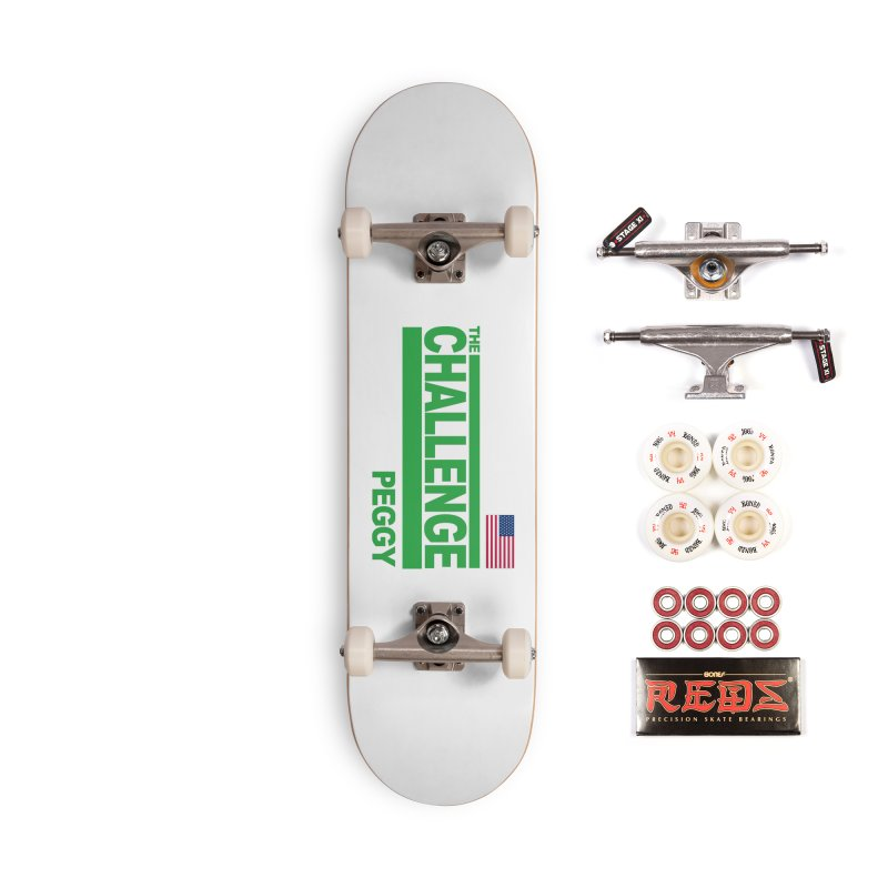 PEGGY - TOTAL MADNESS Accessories Skateboard by Shop LWC