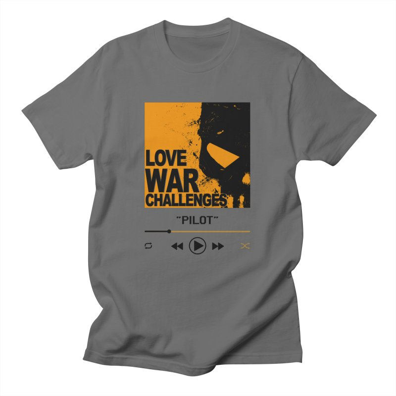 LWC Pilot Men's T-Shirt by Shop LWC