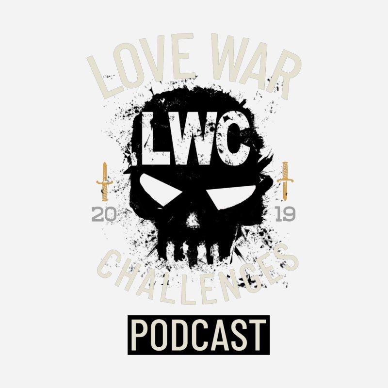 LWC Double Sword Men's T-Shirt by Shop LWC