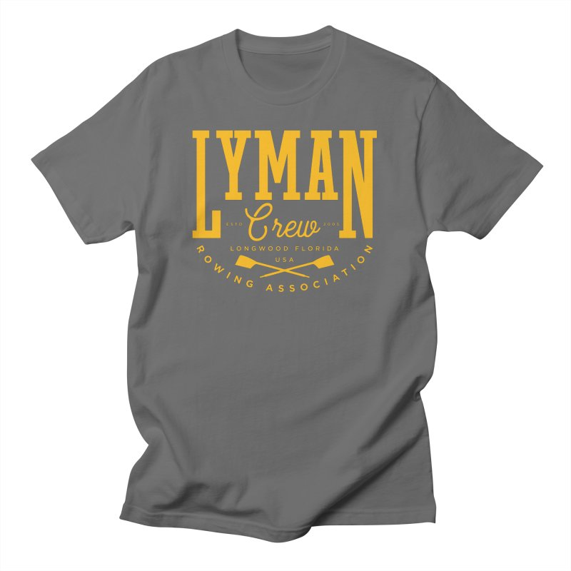 lyman athletic Women's T-Shirt by Lyman Rowing's Artist Shop