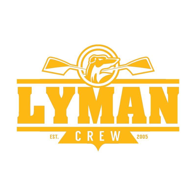 Lyman Crew Women's Zip-Up Hoody by Lyman Rowing's Artist Shop
