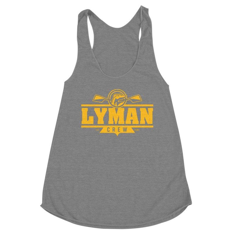 Lyman Crew Women's Tank by Lyman Rowing's Artist Shop