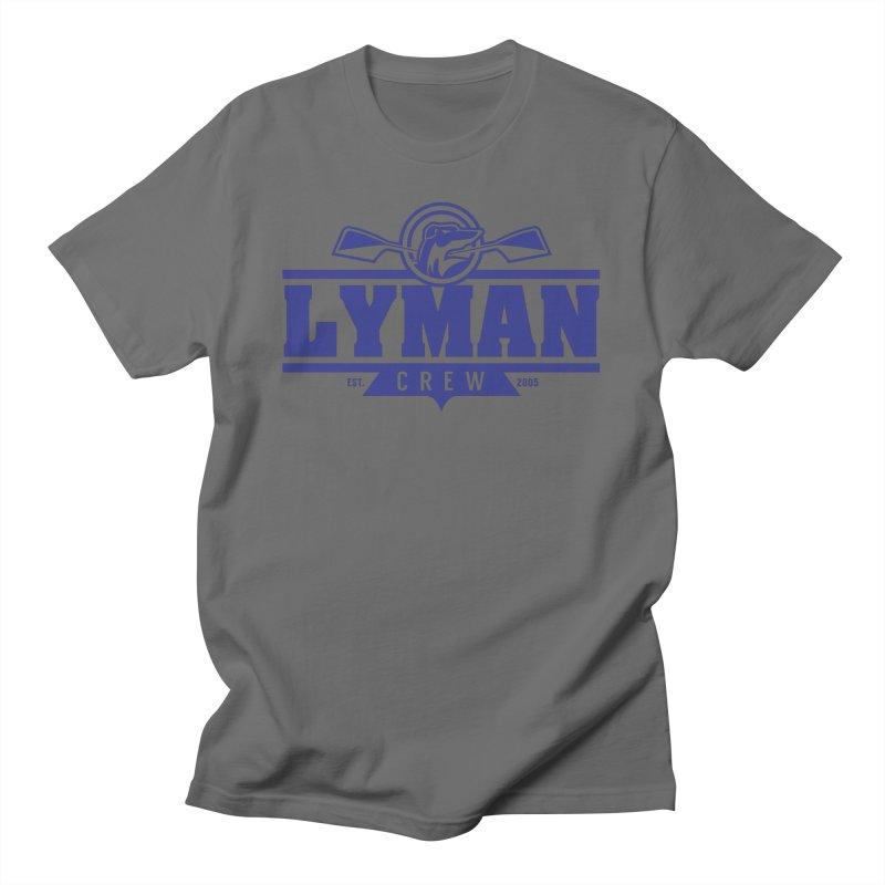Lyman Crew Blue Women's T-Shirt by Lyman Rowing's Artist Shop