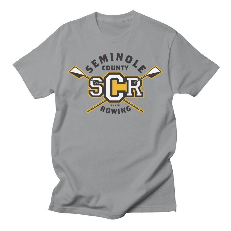 SCR Logo 2 Women's T-Shirt by Lyman Rowing's Artist Shop
