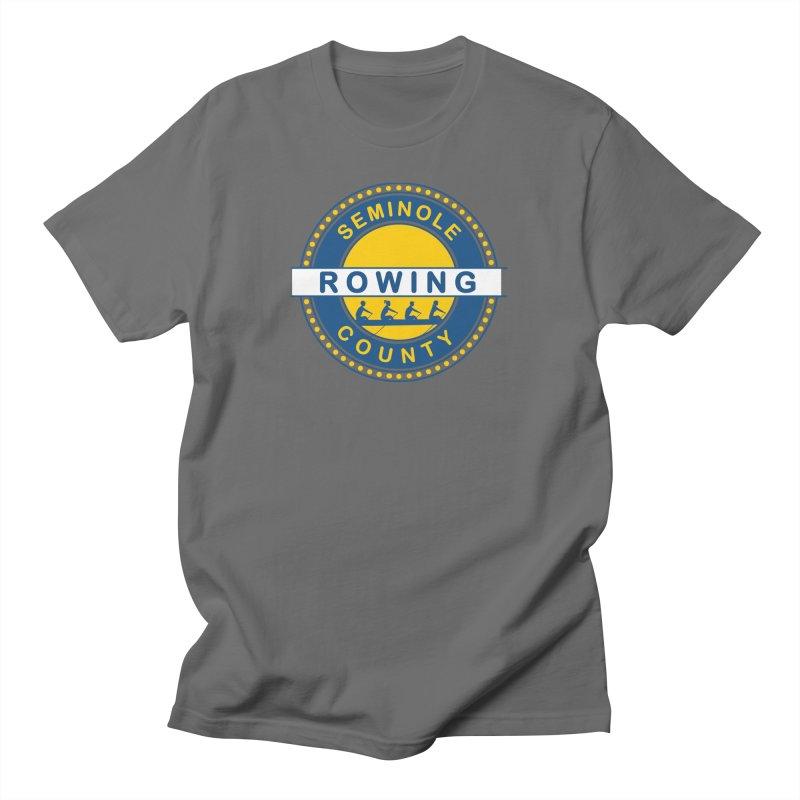 SCR Round Women's T-Shirt by Lyman Rowing's Artist Shop