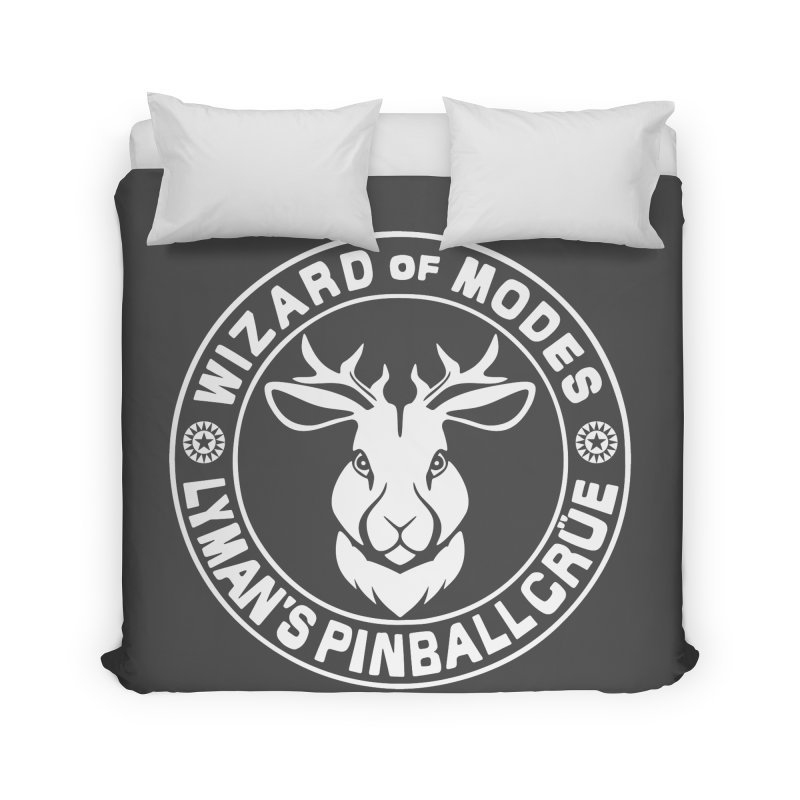 Wizard of Modes Home Duvet by Lymans Tavern