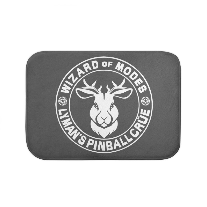 Wizard of Modes Home Bath Mat by Lymans Tavern