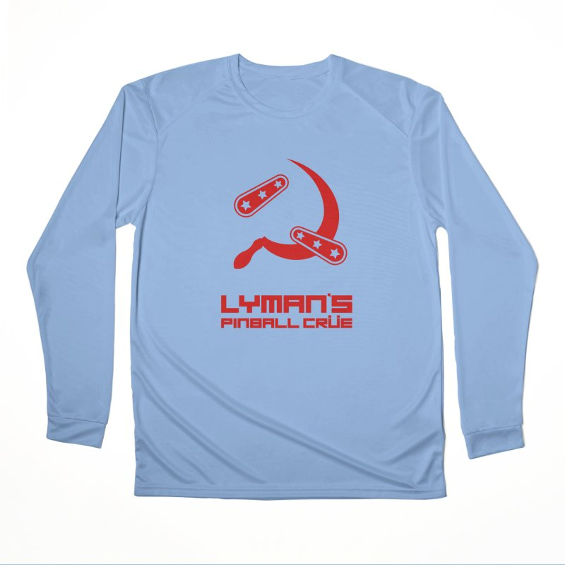 Flipper and Sickle Men's Longsleeve T-Shirt by Lymans Tavern