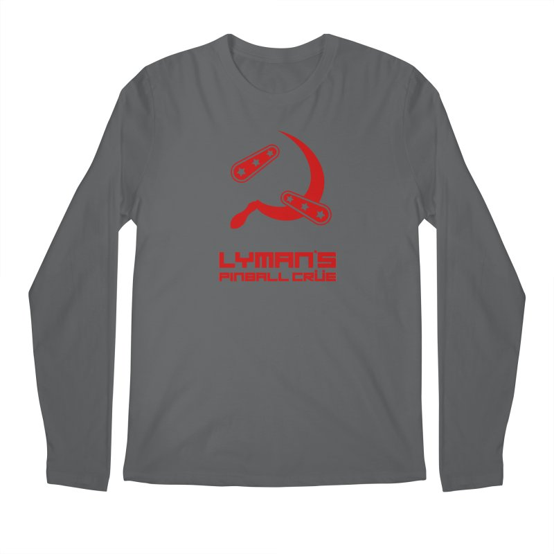 Flipper and Sickle Men's Longsleeve T-Shirt by Lymans Tavern
