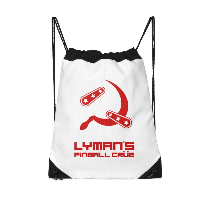 Flipper and Sickle Accessories Bag by Lymans Tavern
