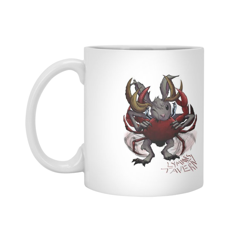 Jackelope and Crab Accessories Mug by Lymans Tavern