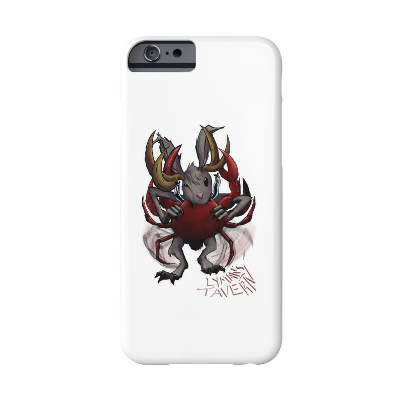 Jackelope and Crab Accessories Phone Case by Lymans Tavern