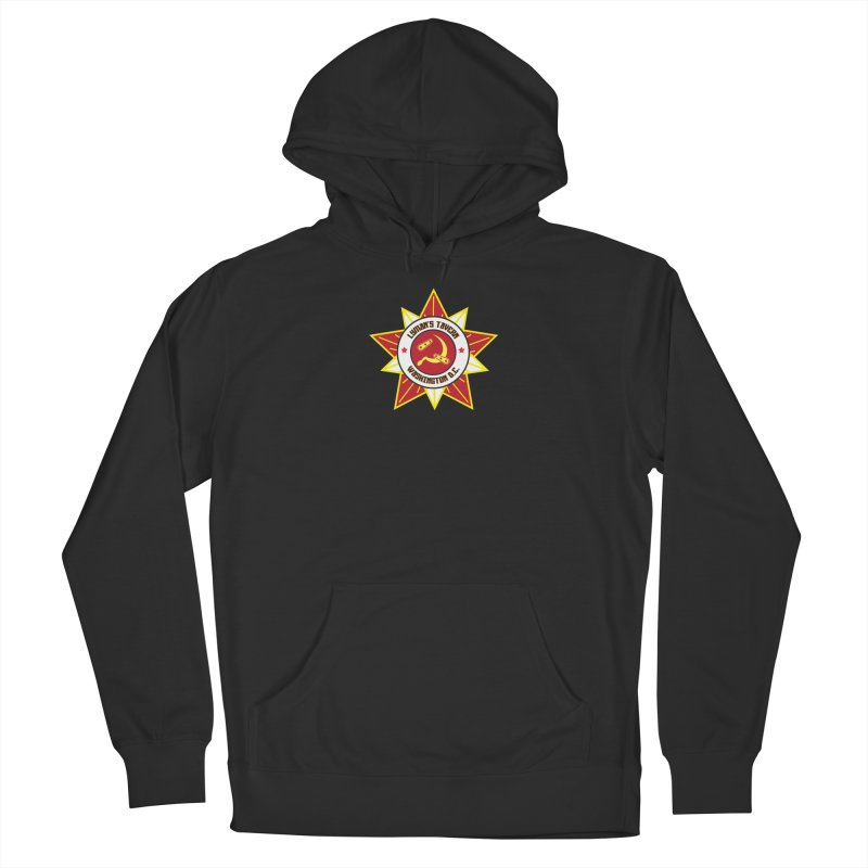 Lyman's Badge 3 Men's French Terry Pullover Hoody by Lymans Tavern