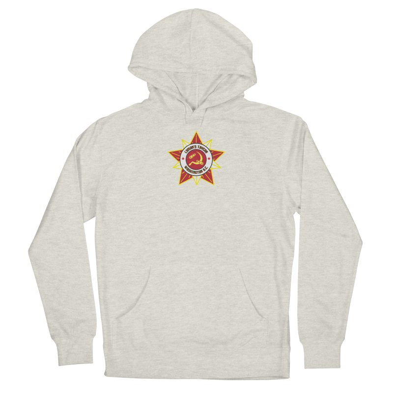 Lyman's Badge 3 Women's French Terry Pullover Hoody by Lymans Tavern