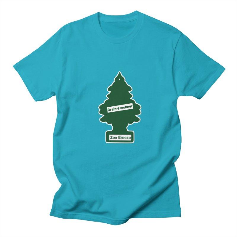 Brain Freshner Men's T-Shirt by M0les's Artist Shop