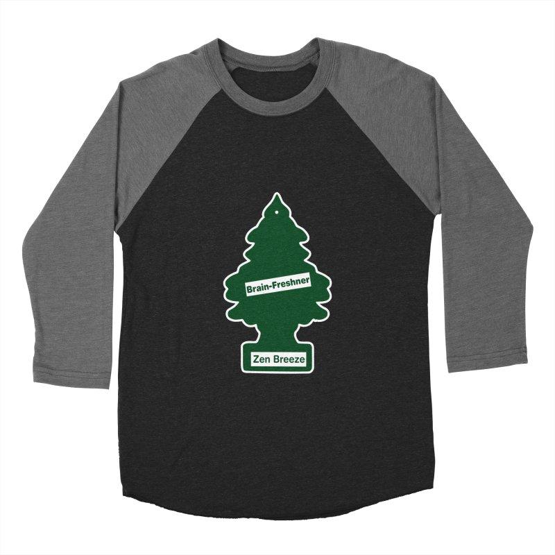 Brain Freshner Men's Baseball Triblend T-Shirt by M0les's Artist Shop