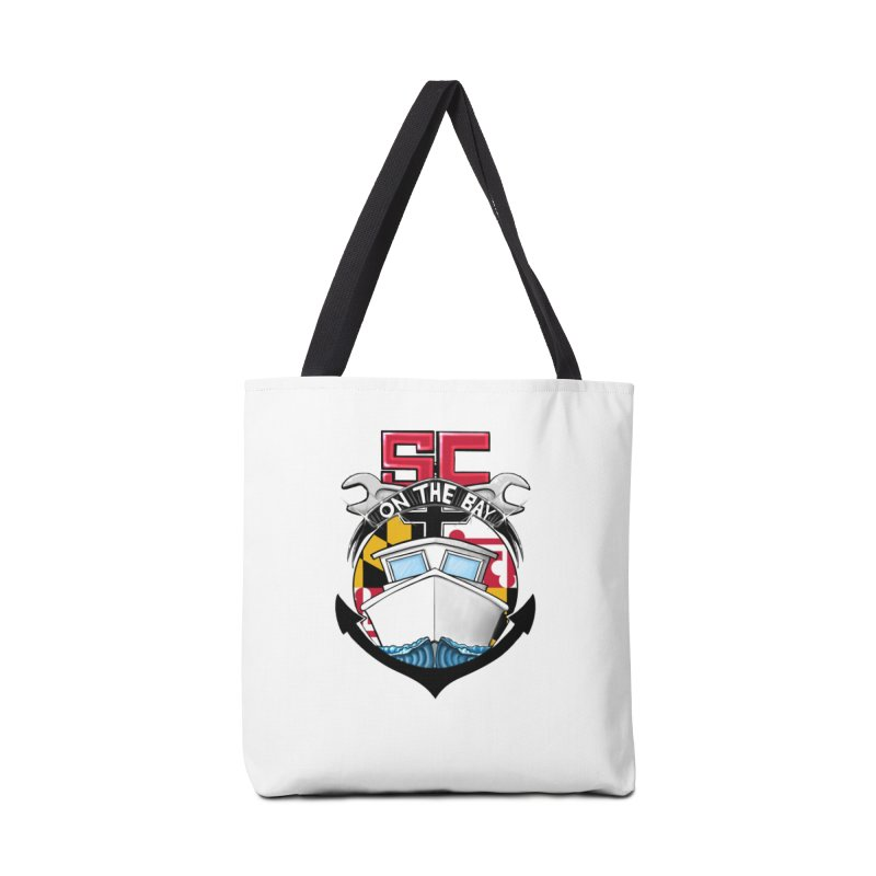 SC on the Bay Accessories Tote Bag Bag by MD Design Labs's Artist Shop