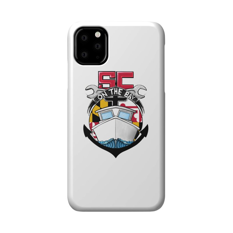 SC on the Bay Accessories Phone Case by MD Design Labs's Artist Shop
