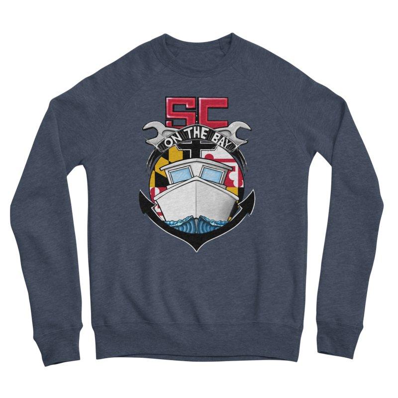 SC on the Bay Women's Sponge Fleece Sweatshirt by MD Design Labs's Artist Shop