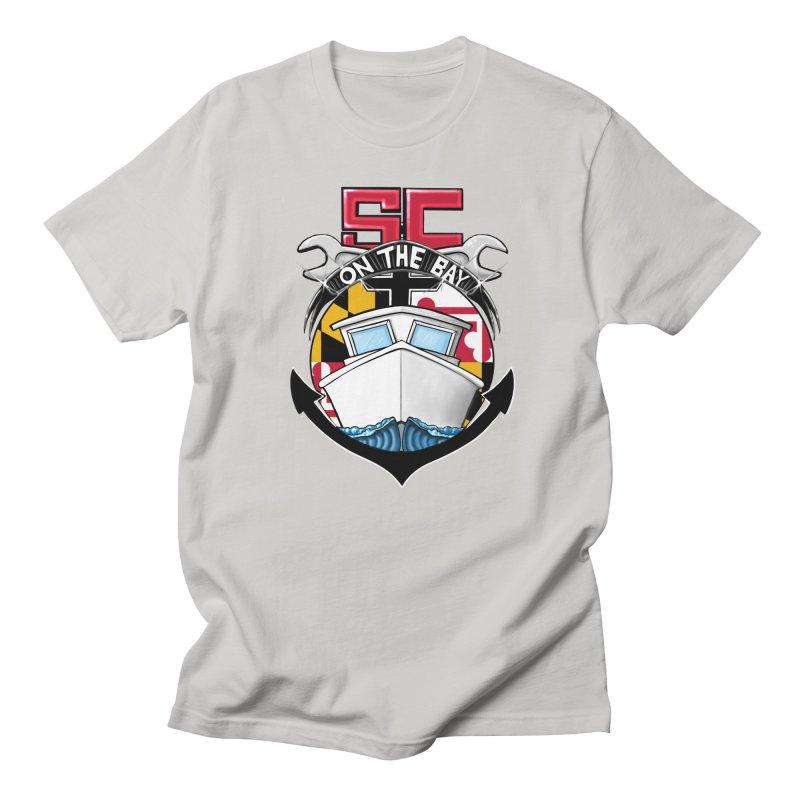 SC on the Bay Men's Regular T-Shirt by MD Design Labs's Artist Shop