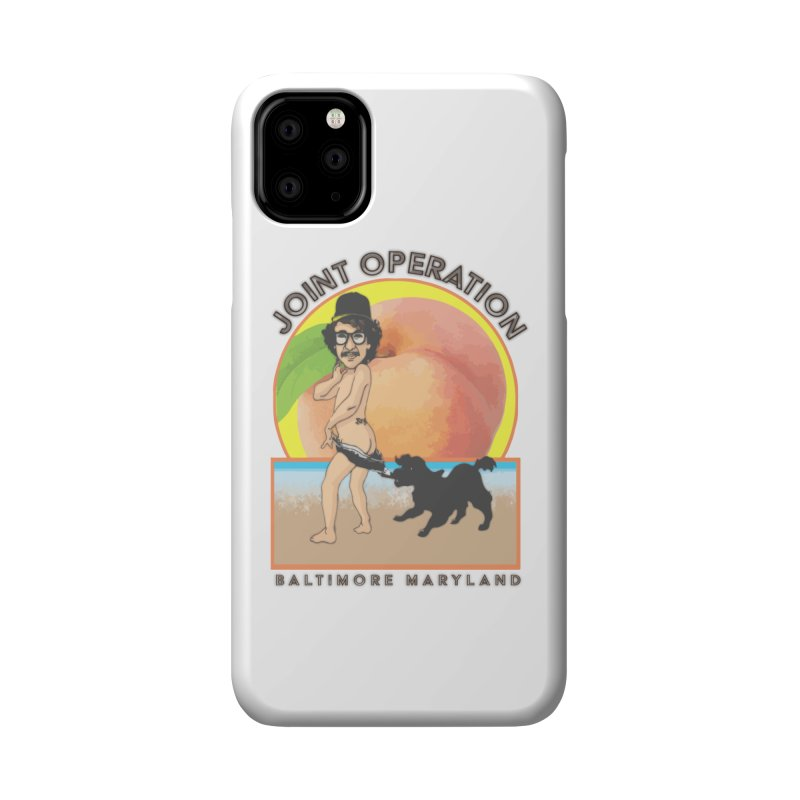 Peachy Accessories Phone Case by MD Design Labs's Artist Shop