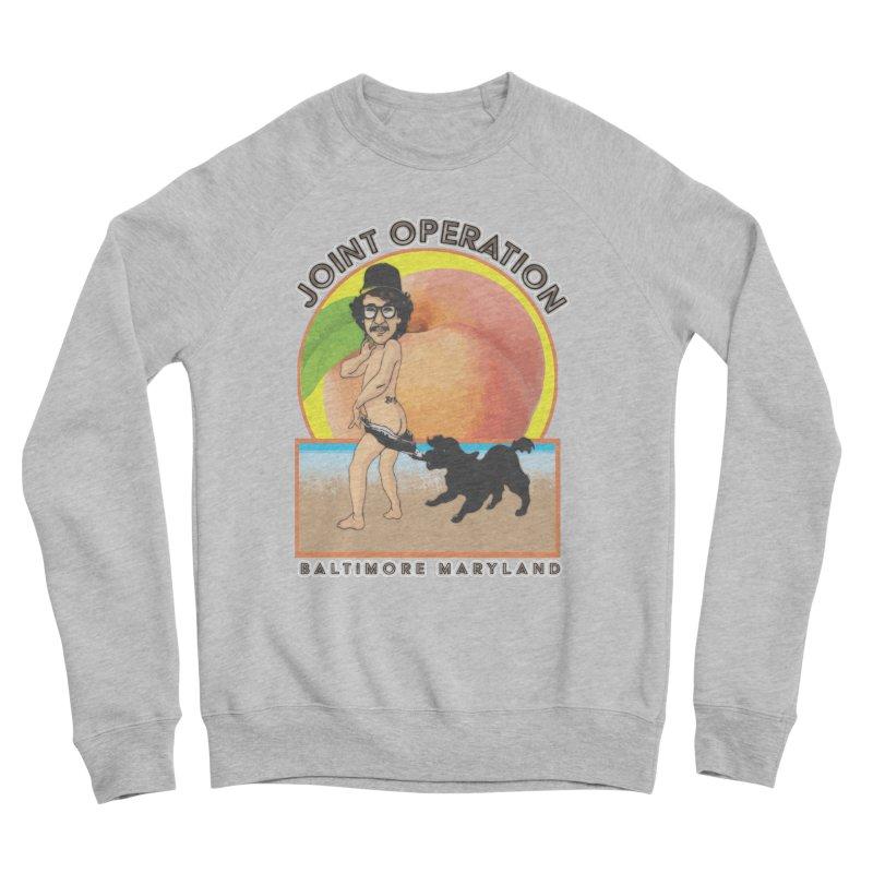 Peachy Men's Sponge Fleece Sweatshirt by MD Design Labs's Artist Shop