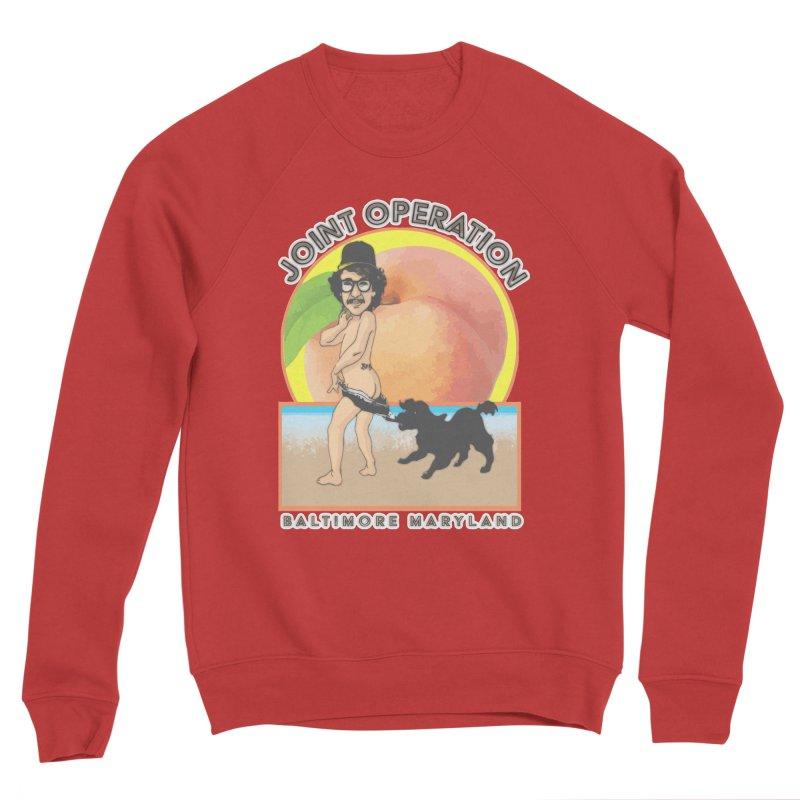 Peachy Women's Sponge Fleece Sweatshirt by MD Design Labs's Artist Shop