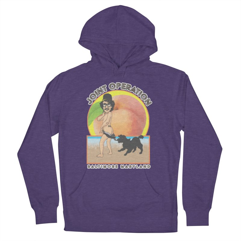Peachy Women's French Terry Pullover Hoody by MD Design Labs's Artist Shop