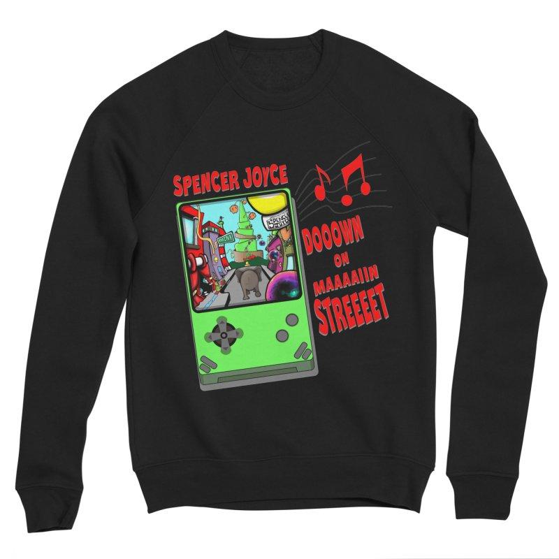 Down on Main Street Women's Sponge Fleece Sweatshirt by MD Design Labs's Artist Shop