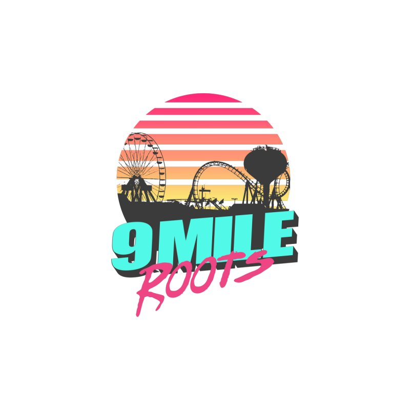9 Mile Roots Ocean City by MD Design Labs's Artist Shop