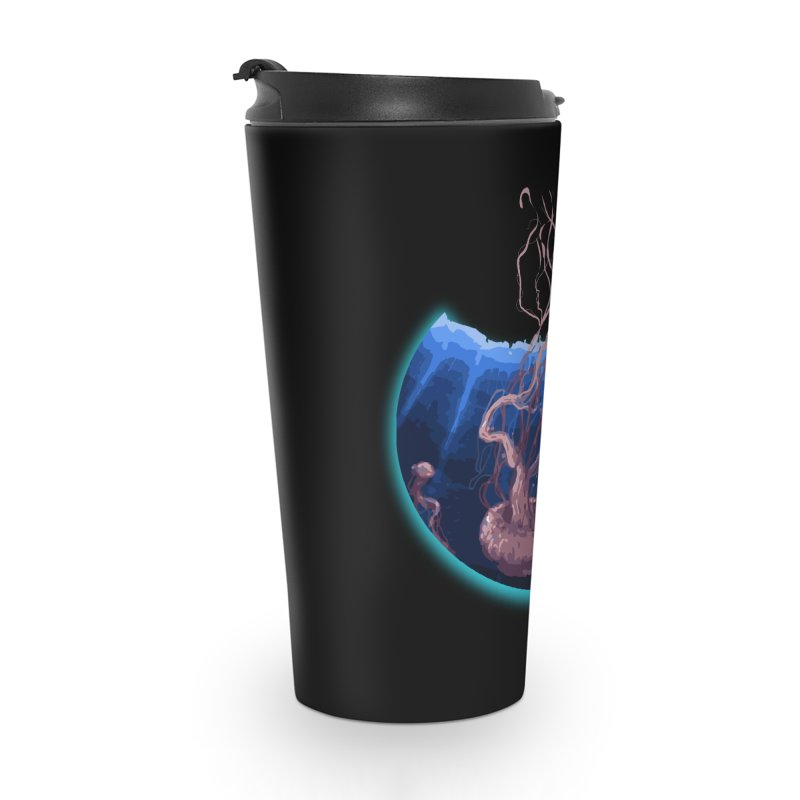 Jelly Accessories Travel Mug by MD Design Labs's Artist Shop