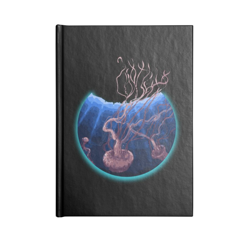 Jelly Accessories Lined Journal Notebook by MD Design Labs's Artist Shop