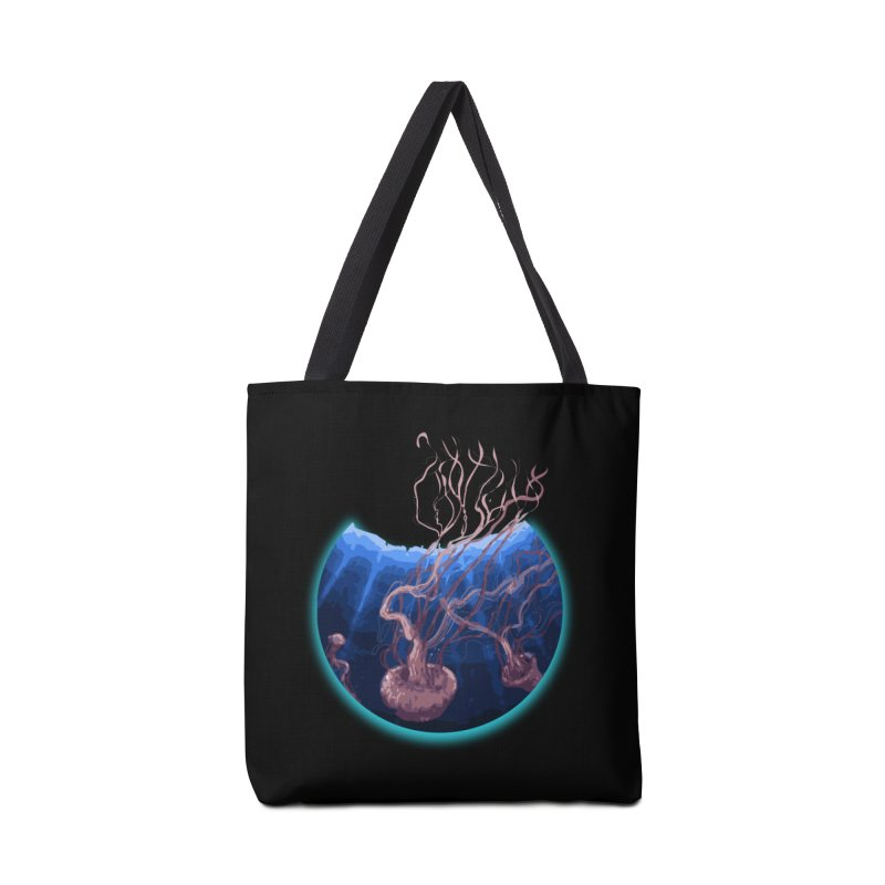Jelly Accessories Tote Bag Bag by MD Design Labs's Artist Shop