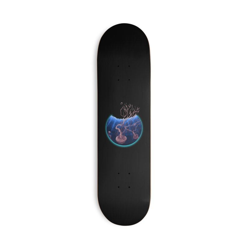 Jelly Accessories Deck Only Skateboard by MD Design Labs's Artist Shop