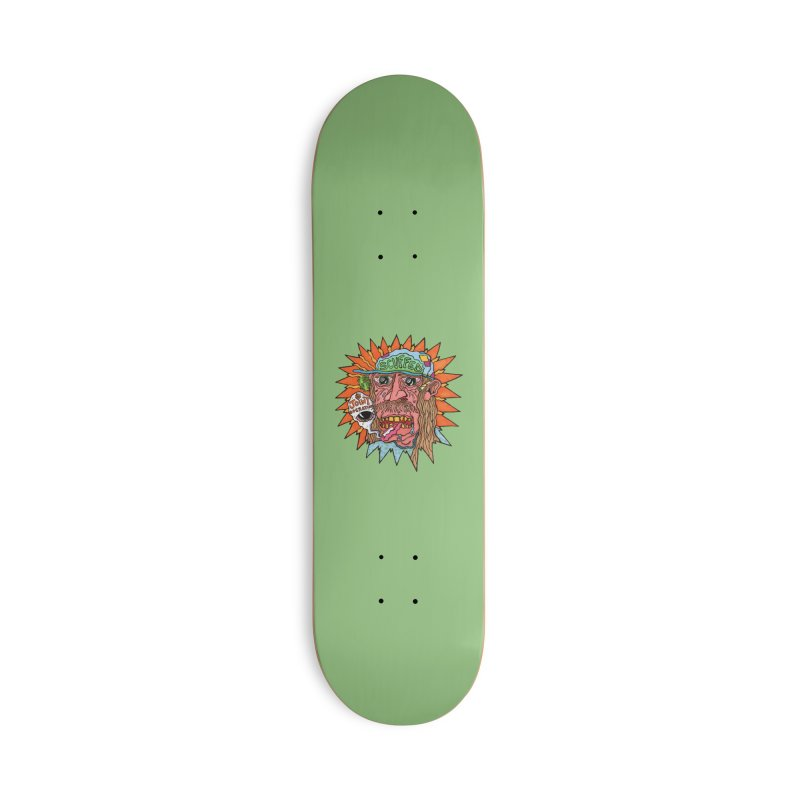 Scuffed Accessories Skateboard by MD Design Labs's Artist Shop