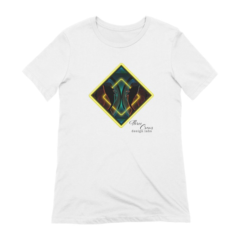 Whales Women's Extra Soft T-Shirt by MD Design Labs's Artist Shop