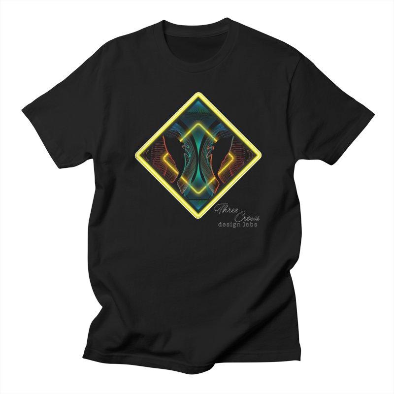 Whales Men's Regular T-Shirt by MD Design Labs's Artist Shop