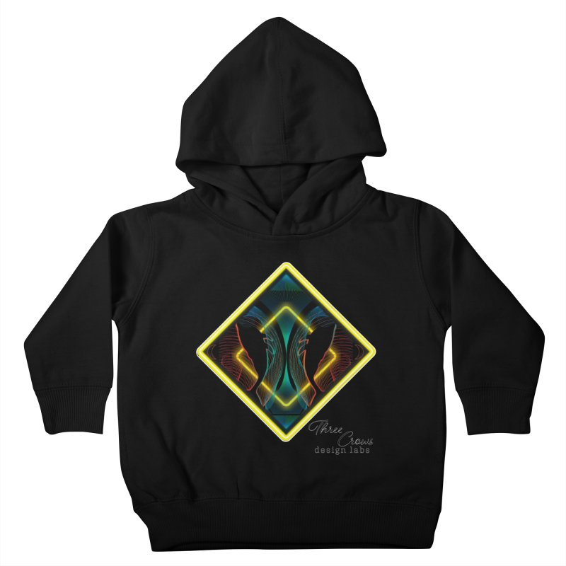 Whales Kids Toddler Pullover Hoody by MD Design Labs's Artist Shop
