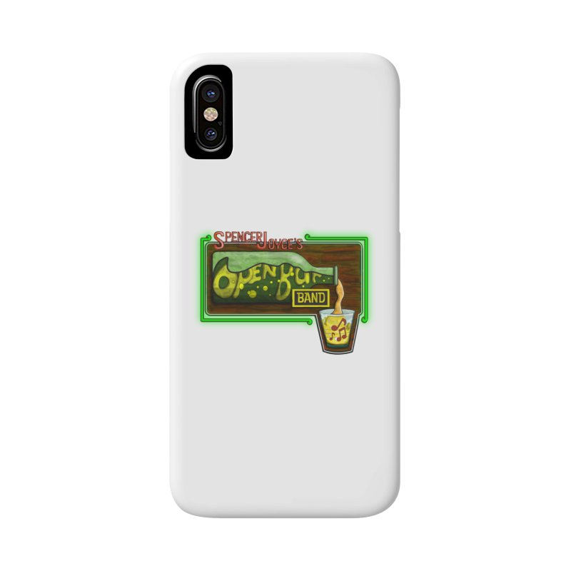 Spencer Joyce's Open Bar Accessories Phone Case by MD Design Labs's Artist Shop