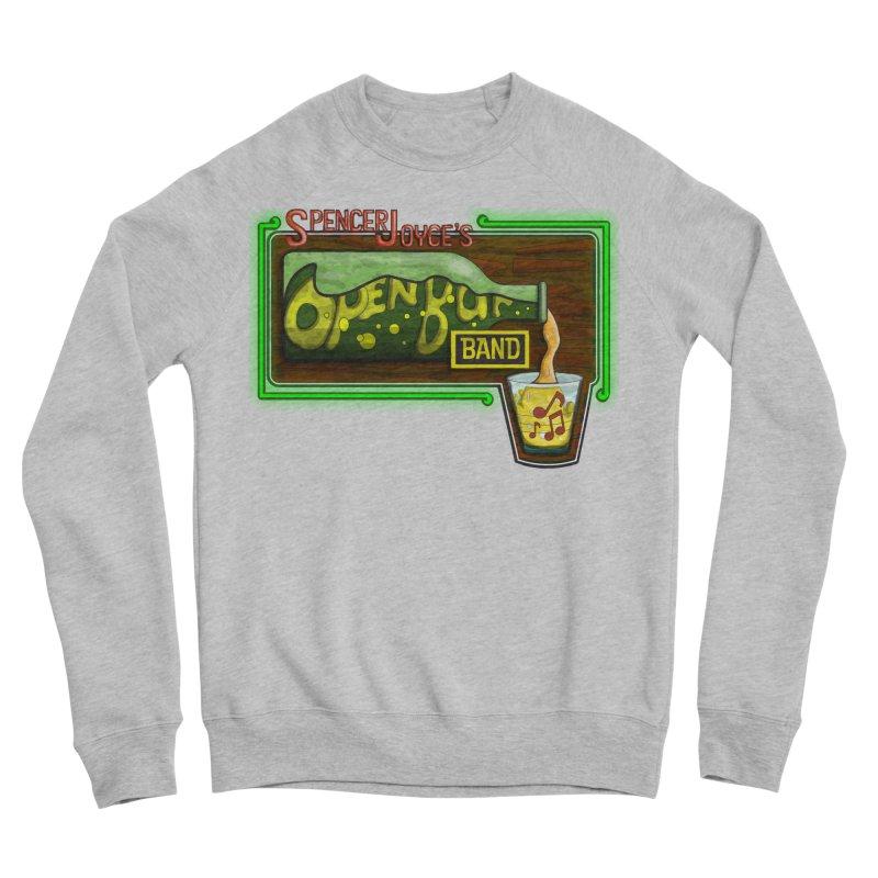 Spencer Joyce's Open Bar Men's Sponge Fleece Sweatshirt by MD Design Labs's Artist Shop
