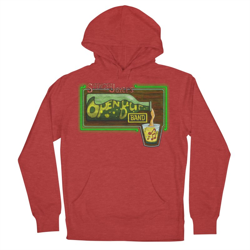 Spencer Joyce's Open Bar Men's Pullover Hoody by MD Design Labs's Artist Shop