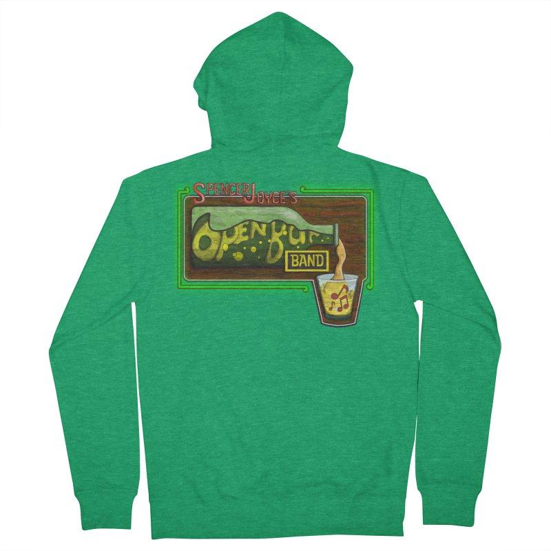 Spencer Joyce's Open Bar Men's Zip-Up Hoody by MD Design Labs's Artist Shop