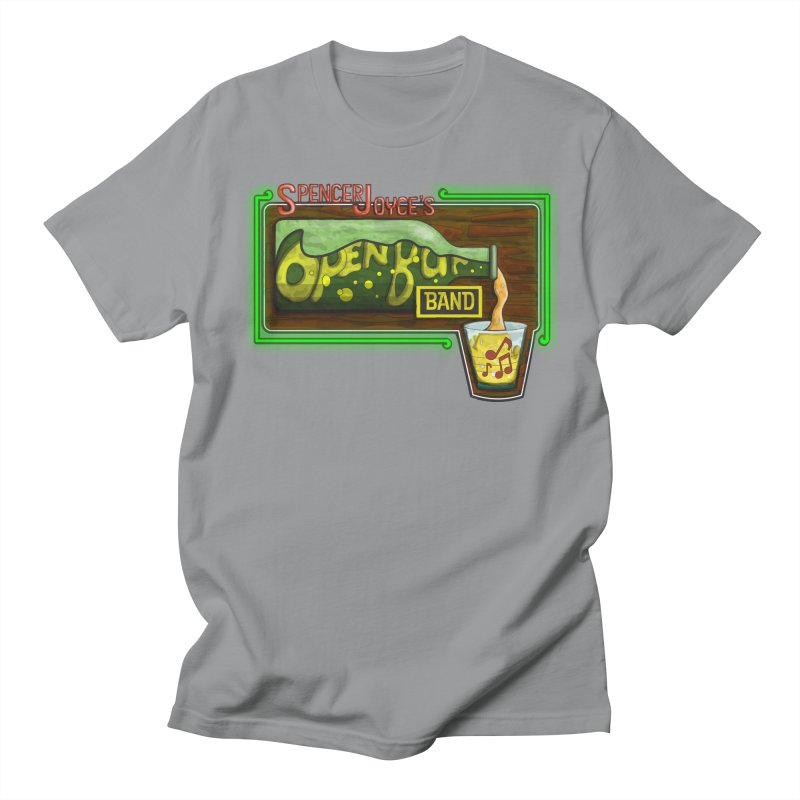 Spencer Joyce's Open Bar Men's T-Shirt by MD Design Labs's Artist Shop