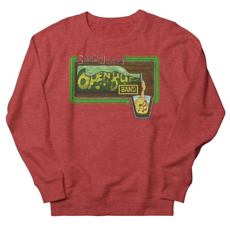Spencer Joyce's Open Bar Men's Sweatshirt by MD Design Labs's Artist Shop